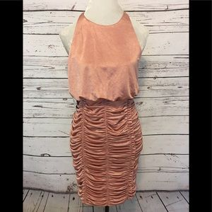 NWT Free People Ruched Dress